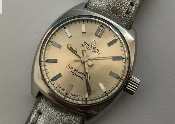 R$ 1.299 Omega Seamaster Cosmic Automatico 24mmcx06 Femenin
