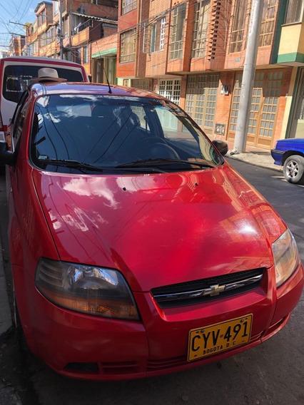 Chevrolet Aveo Five 2008 - 1.600