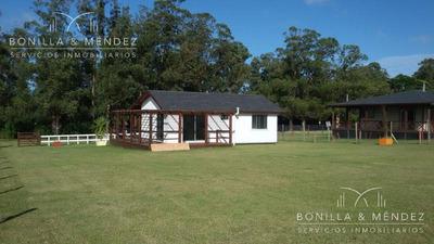 Cabaña Ubicada Frente A Las Sierras De Las Animas A 5 Cuadras De La Playa