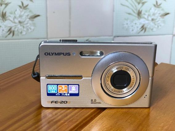 Câmera Digital Olympus 8.0