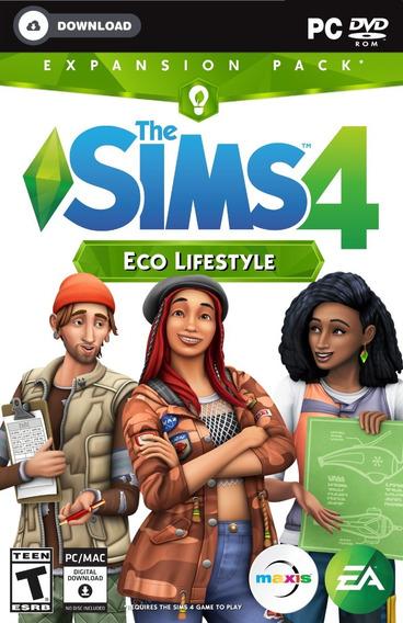 The Sims 4 Eco Lifestyle + Português Br + Expansion Pack