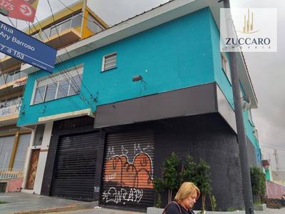 Salão Na Av. Tiradentes. - Sl0670
