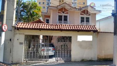 Sobrado Residencial À Venda, Jardim São Luís, São Paulo. - So0052