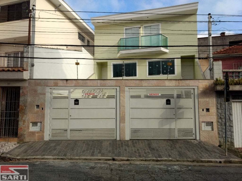 Imagem 1 de 15 de Sobrados Novos - Bairro Do Tucuruvi - R$ 650.000,00  - St3110