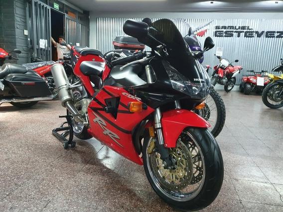 Honda Cbr 954 Rr - Impecable 1652 Km Reales !! - Unica !!