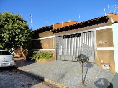 Casa (térrea(o) Na Rua) 3 Dormitórios/suite, Cozinha Planejada - 55822ve