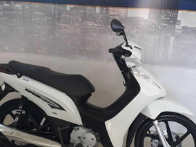Honda Biz Branca