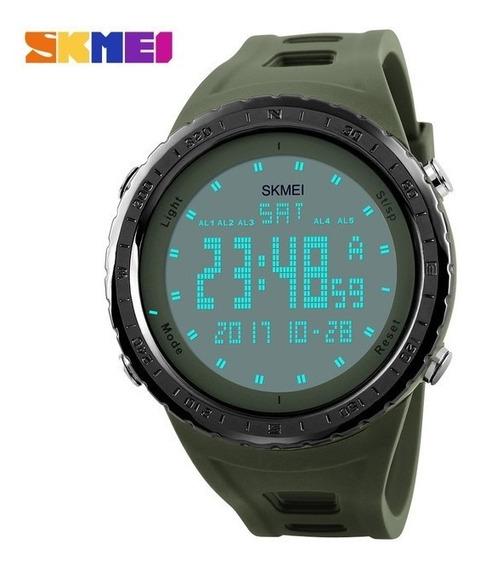 Relogio Masculino Digital Skmeii Militar Mod 1246