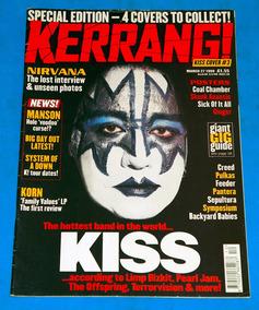 Kiss - Kerrang! Nº 743 Special Edition - Revista - Uk - 1999