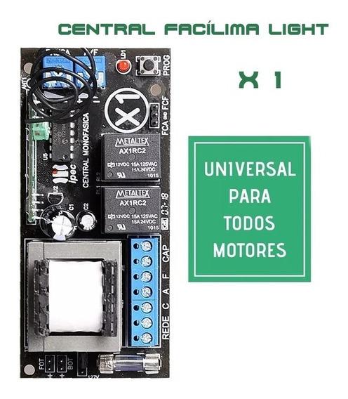 Placa Central P/ Motor Portão Ipec X 1 P/ppa/rcg/garen