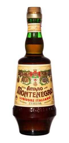 Licor Amaro Montenegro 750ml