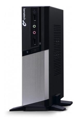 Cpu Desktop Bematech Celeron 2.41ghz. 4bg 500gb Seminovo!