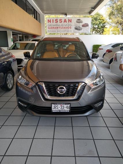 Nissan Kicks 1.6 Bitono At Cvt 2019