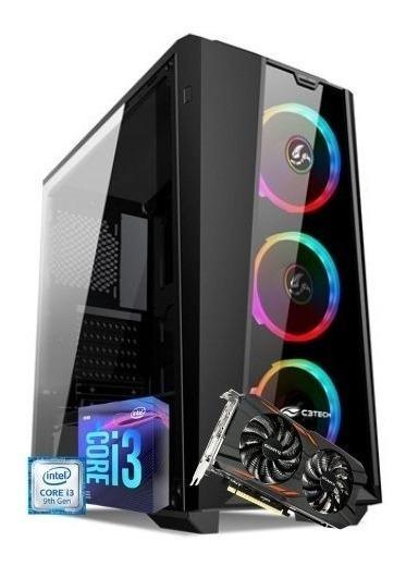 Pc Cpu Gamer Intel I3 9100f 8gb Ddr4 Gtx 1050 2gb Hd 1tb