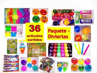 Juguetes Economicos Mayoreo Para Fiestas Piñatas Infantiles