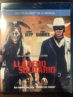 Blu-ray El Llanero Solitario / Lone Ranger
