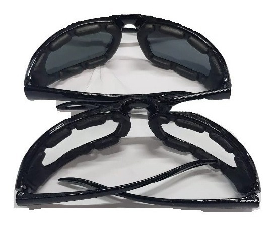 Anteojo Lente Gafas Proteccion Interna En Freeway Motos