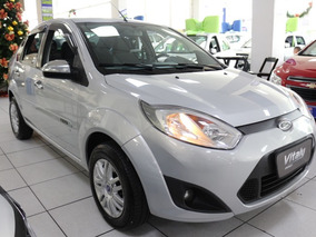 Ford Fiesta Sedan 1.6 Rocam Se Plus Flex 2014 * Completo *