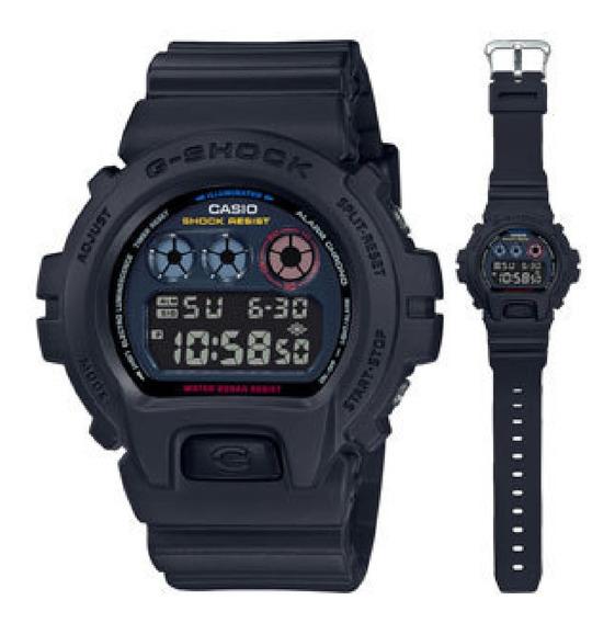 Relógio Casio G-shock Preto Dw-6900 Masculino Frete Grátis!!
