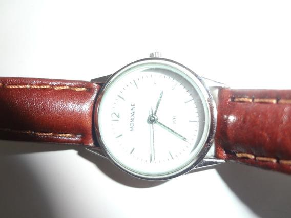 Relógio Feminino Mondaine Wr - Modelo 86101lomknh Funciona