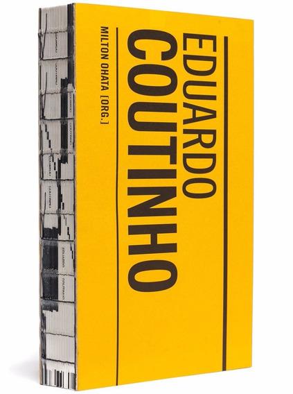 Livro Eduardo Coutinho - Cosac Naify