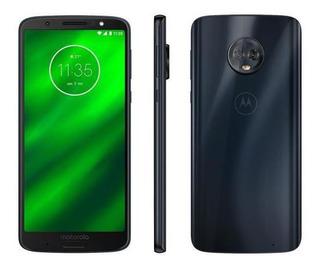 Motorola Moto G6 Plus 64gb Indigo 4g-4gb Ram