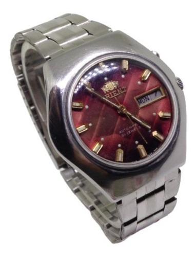 Relógio Antigo Orient Automático Masculino Webclock U09840