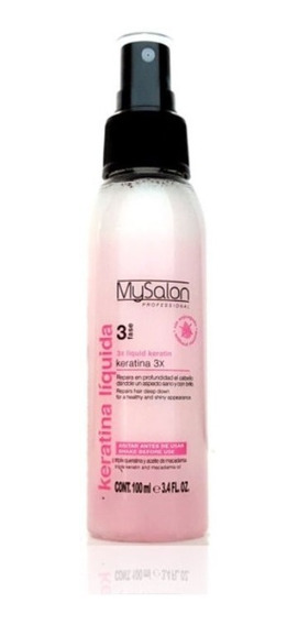 Salerm Mysalon Keratina Líquida Quickliss 100ml