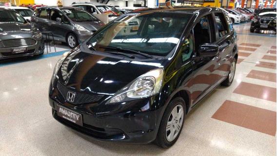 Honda Fit 1.4 Flex 2011 Completo Com Multimidia