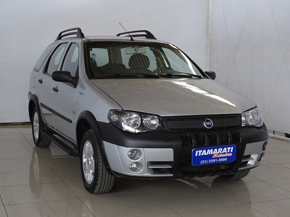Fiat Palio Weekend 1.8 8v Adventure (3795)