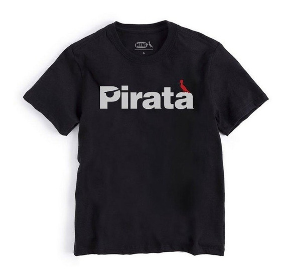 Camiseta Mini Pirata Reserva Mini