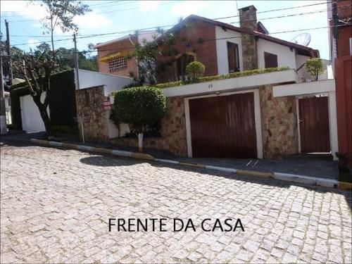 Sobrado À Venda, 242 M² Por R$ 1.380.000,00 - Lauzane Paulista - São Paulo/sp - So1902