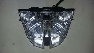 Luz Led Trasera Rouser Ns 200 As 200 Cuotas 0%int Mro Eltano