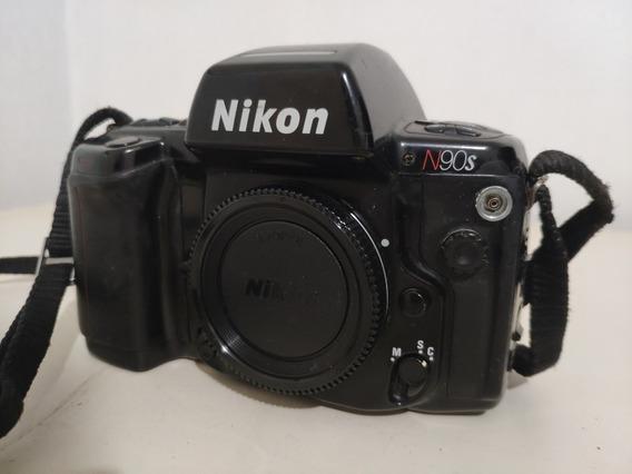 Câmera Analógica Nikon N90
