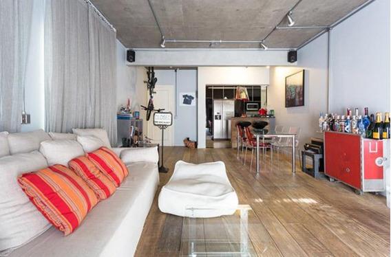 Apartamento A Venda No Bairro Higienópolis Em São Paulo - - Cd949minas.gerais-1