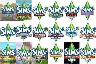 Los Sims 3 Pc - Digital + Todas Las Expansiones Y Accesorios