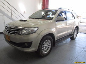Toyota Fortuner 3.000 4x4 At