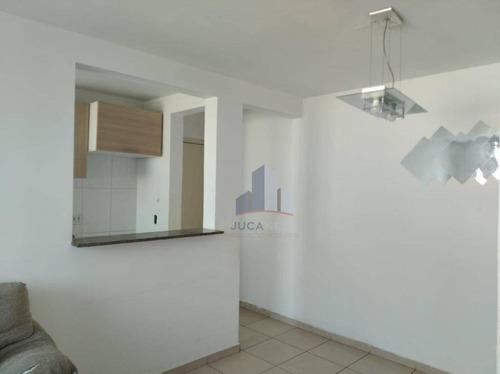 Imagem 1 de 28 de Apartamento Com 2 Dormitórios À Venda, 68 M² Por R$ 215.000,00 - Parque São Vicente - Mauá/sp - Ap0916