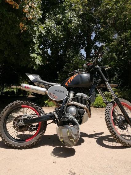 Yamaha Ttr 250 Scrambler