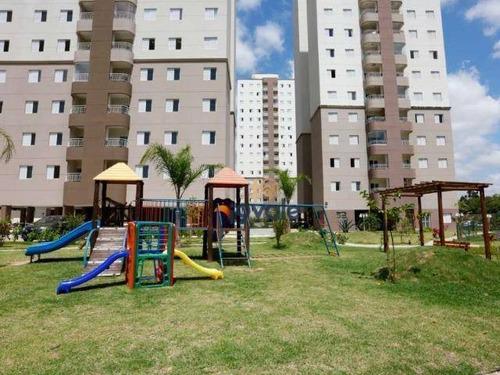 Apartamento Com 3 Dormitórios À Venda, 80 M²  Cond. Ventura Jardim Califórnia - Jacareí/sp - Ap2139