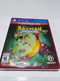 Rayman Legends Ps4 Nuevo Sellado Delivery