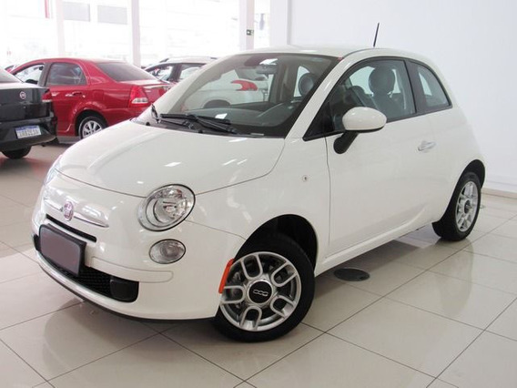 Fiat 500 1.4 Cult Flex Dualogic 3p 2015