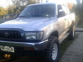 Toyota Hilux Hilux Doble Cabina Dx 2001