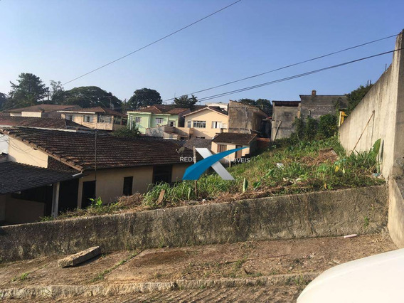 Terreno À Venda, 400 M² - Centro Alto - Ribeirão Pires/sp - Te0115