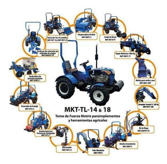 Mekatech Serie 5000 14 Hp