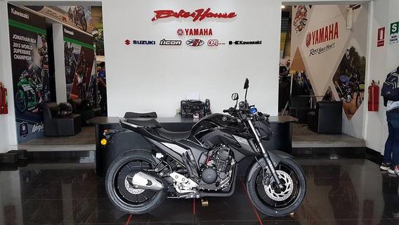 Moto Yamaha Fz 25 Promocion + Gif Card
