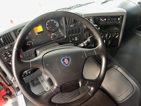 Scania P94 310 8x2 Bitruck Graneleiro 2015