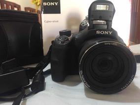 Câmera Sony H400 Semi Nova