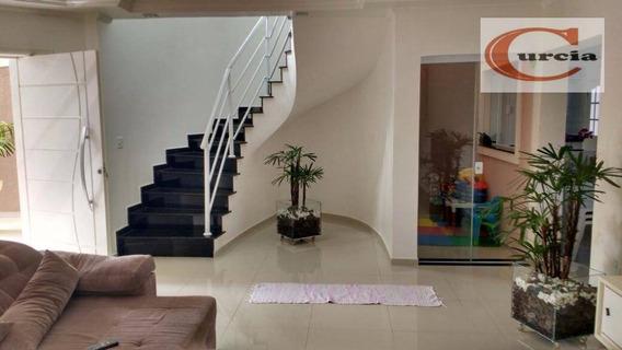 Sobrado Com 3 Dormitórios À Venda, 235 M² Por R$ 650.000,00 - Centro - Joanópolis/sp - So0287