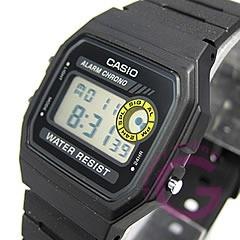 Relógio Casio Standard Digital Unissex F-94wa-8dg